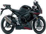 2018 Suzuki GSX-R750 cập nhật thẩm mỹ, nhìn chất hơn
