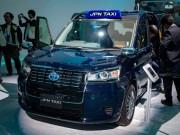"""Toyota JPN Taxi: Xe dịch vụ chuyên chở  """" xịn """""""