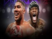 Boxing,  Quái vật knock-out 3 phút  đòi chiến Joshua: Vua chỉ đấu với vua