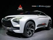 Mitsubishi E-Evolution Concept: Xe ý tưởng cực táo bạo