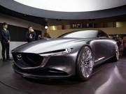 Mazda Vision Coupe: Hình ảnh sơ khởi Mazda6 mới