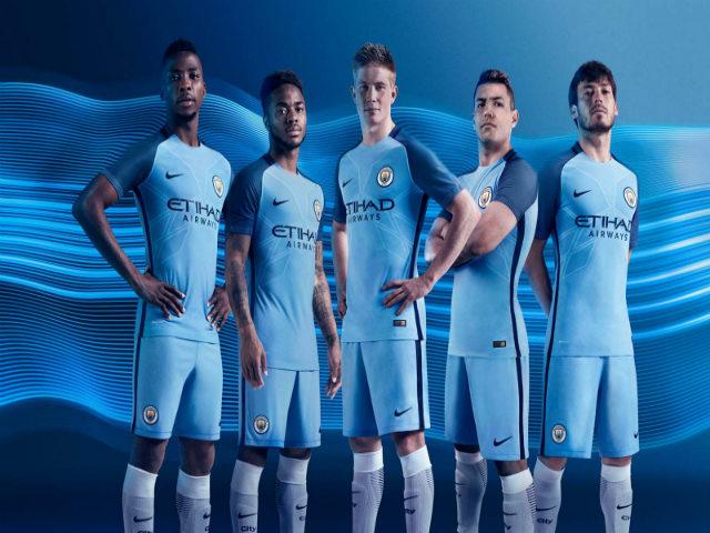 """Man City áp đảo Ngoại hạng Anh: Chưa bằng Barca - Real, khó mơ """"ăn 3"""" 5"""