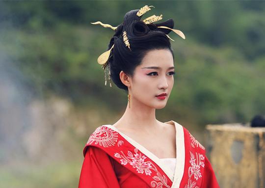 Triệu Lệ Dĩnh đứng đầu Top 10 mỹ nhân màn ảnh nhỏ 2017 - 4