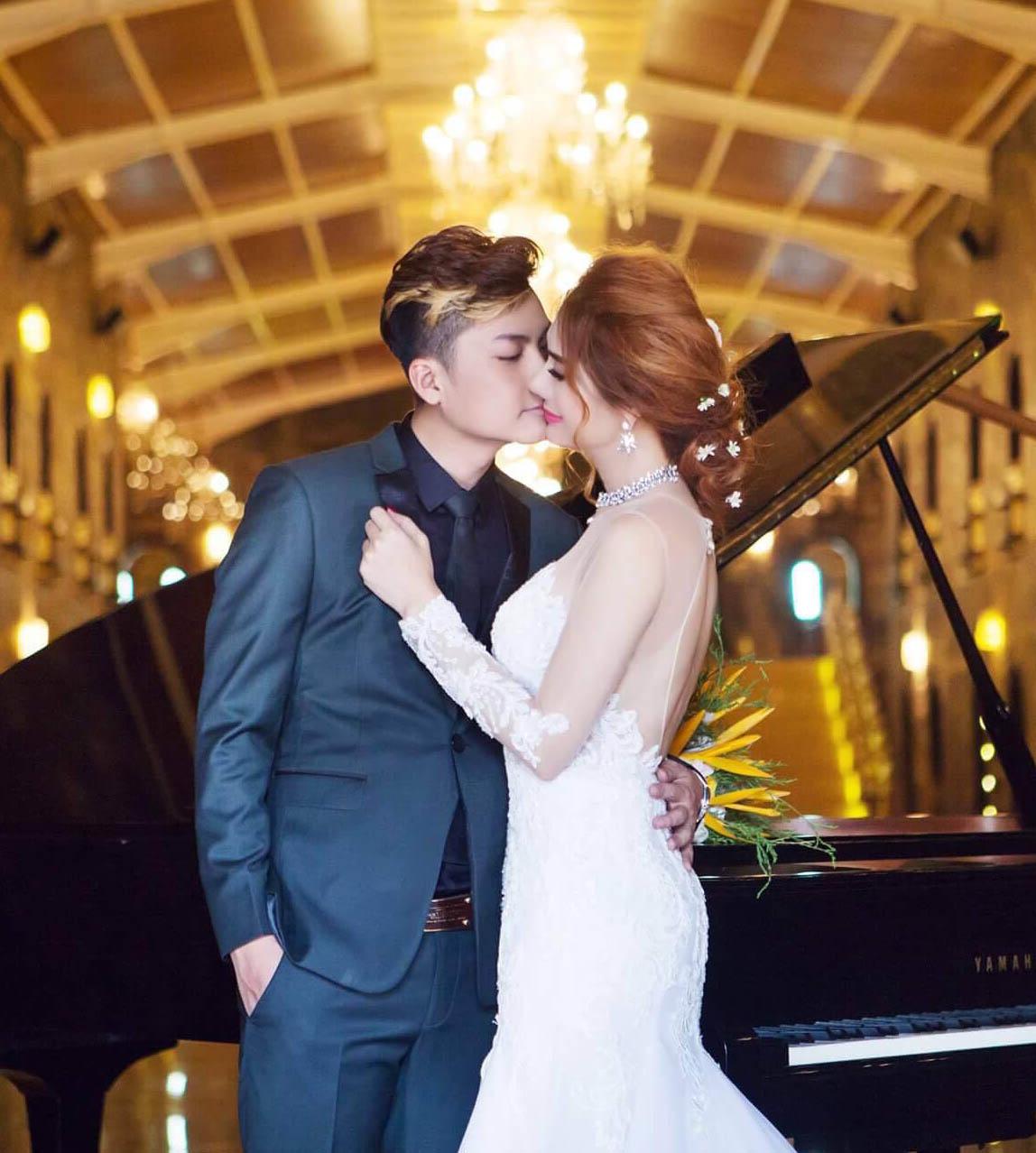 """Lâm Chí Khanh: """"Tôi sẽ mặc 8 váy cưới đính 10.000 viên pha lê trong hôn lễ tháng 12"""" - 2"""