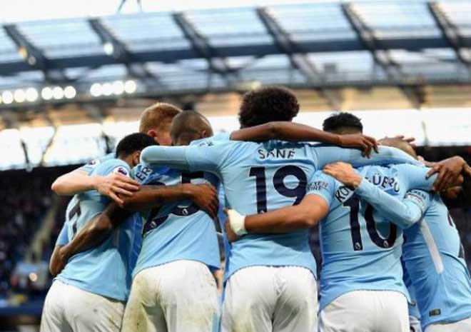"""Man City áp đảo Ngoại hạng Anh: Chưa bằng Barca - Real, khó mơ """"ăn 3"""" 3"""