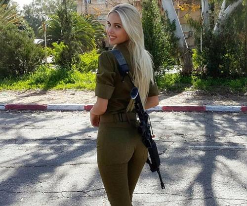Tuyển tập bikini nóng bỏng của nữ quân nhân Israel đẹp như tiên - 2