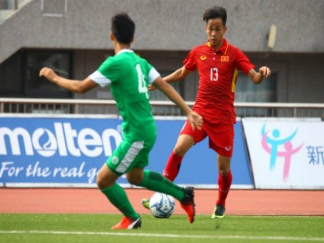Chi tiết U19 Việt Nam - U19 Lào: Độc diễn đẳng cấp (KT) 4
