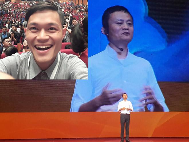 """""""Fan cuồng"""" vái lạy Jack Ma: """"Ngày đêm tôi mơ về ông ấy"""" - 4"""