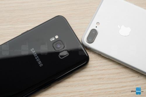 Kỳ phùng địch thủ: Chọn Galaxy S8+ hay iPhone 7 Plus? - 8