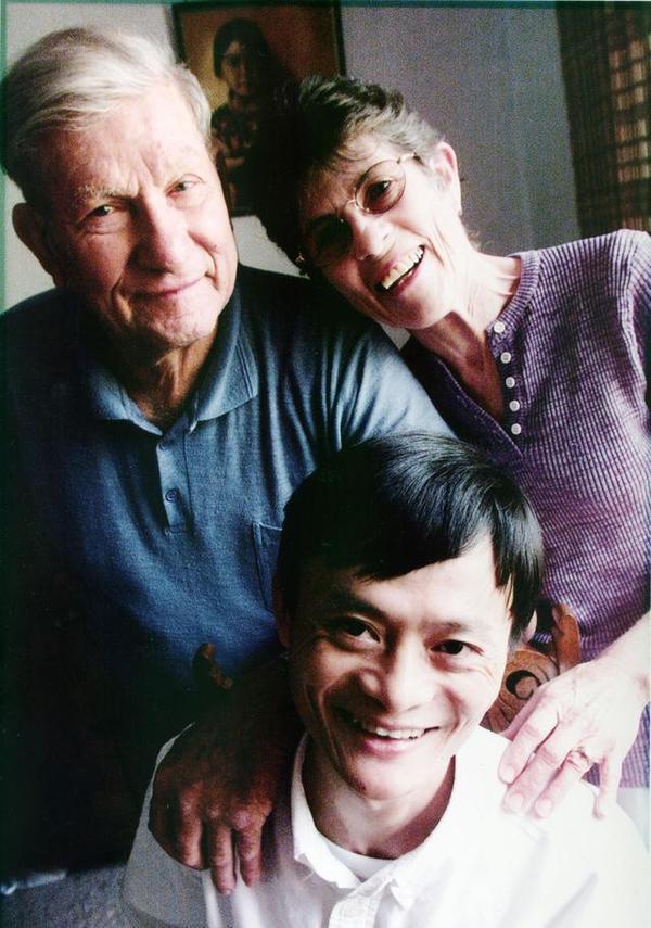 Đây là cách Jack Ma báo đáp ân nhân từng cho ông 3,4 triệu đồng thời nghèo khó - 3