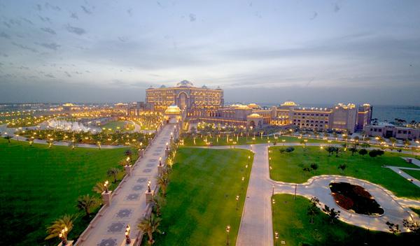 Khách sạn 8 sao duy nhất TG, giá 2.7 tỷ/đêm, đặt phòng nhận ngay máy tính bảng - 1