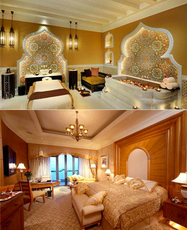 Khách sạn 8 sao duy nhất TG, giá 2.7 tỷ/đêm, đặt phòng nhận ngay máy tính bảng - 6