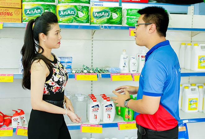 """Chạy đua bán hàng lưu động trong """"1 tỷ khởi nghiệp cùng Saigon Co.op"""" - 2"""