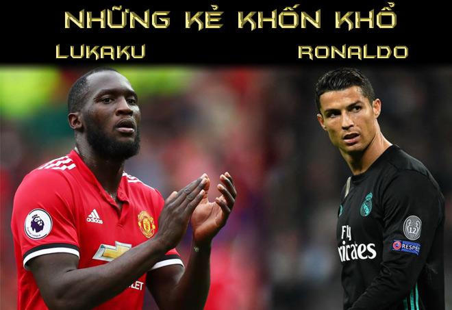 MU - Lukaku tệ như Ronaldo: Oan ức thay phận tiền đạo 3