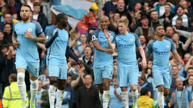 Man City thống trị Ngoại hạng Anh: Nhờ đội hình 1,2 tỷ euro đắt nhất thế giới - 1