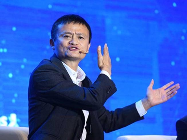 Tỉ phú Jack Ma: 'Xã hội không tiền mặt đang tới gần' - 1