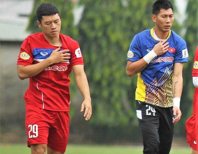 Văn Thuận: Tiền vệ 9x sút xa ảo diệu như Beckham ở ĐT Việt Nam