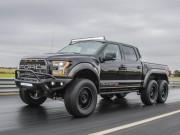 Bán tải Ford F-150 Raptor phiên bản 6 bánh hầm hố