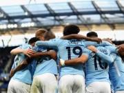 """Man City áp đảo Ngoại hạng Anh: Chưa bằng Barca - Real, khó mơ  """" ăn 3 """""""