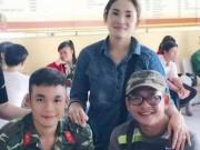 Tình nguyện nhập ngũ, con trai Tấn Beo không muốn cha lên đơn vị thăm mình