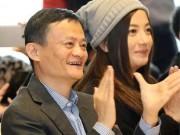 Tỷ phú Jack Ma và mối quan hệ với dàn sao đình đám bậc nhất
