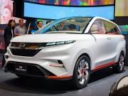 Tin tức ô tô - Daihatsu DN Multisix: Xem trước Avanza thế hệ kế tiếp