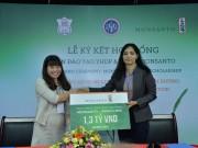 Học bổng nghiên cứu viện đào tạo YHDP  & amp; YTCC - Monsanto: ươm mầm nhân tài dinh dưỡng