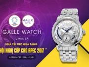 Galle Watch: Nơi các kiệt tác đồng hồ thế giới  chọn mặt gửi vàng