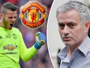 """Tin  """" sét đánh """"  MU: Mourinho nhả De Gea cho Real, thay bằng  """" Tiểu Buffon """""""