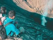 Thử một lần dạo bước trên miệng núi lửa Bromo