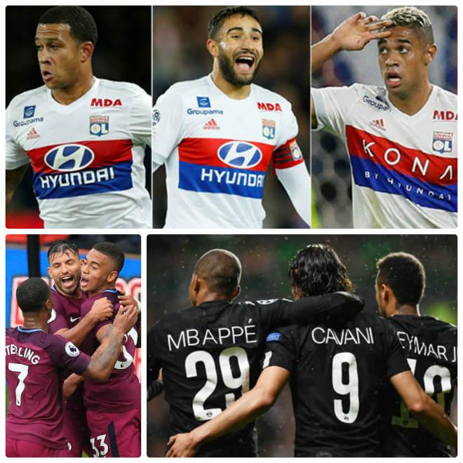 """""""Hàng thải"""" MU, Real hợp sức: Neymar-Cavani-Mbappe cũng chào thua - 1"""