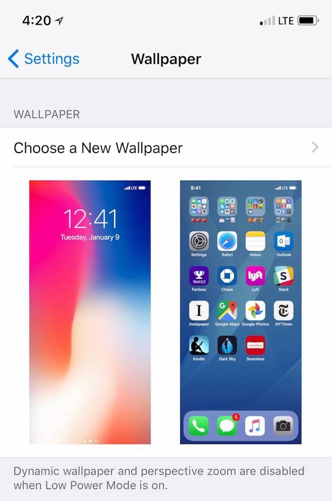 Hình nền này làm biến mất phần rãnh gây tranh cãi nhất trên iPhone X - 2