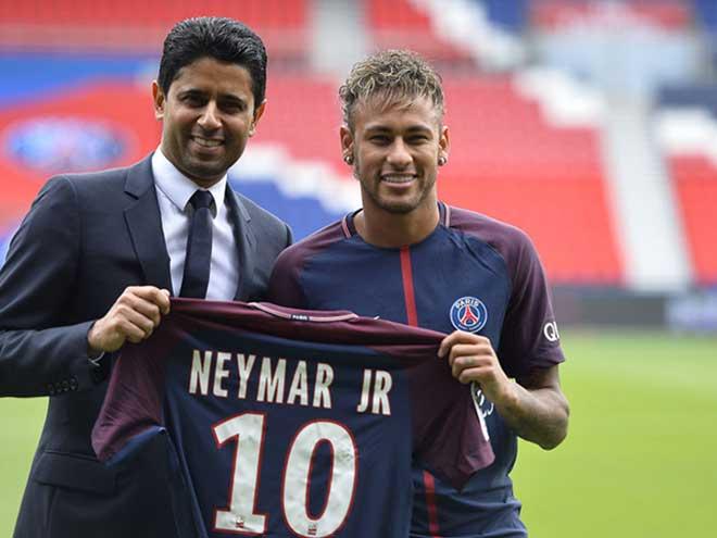 """PSG nguy cơ bị đuổi khỏi cúp C1: Hối không kịp """"thương vụ thế kỷ"""" Neymar"""