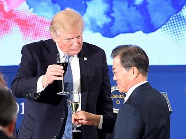 Lý do bất ngờ ngăn ông Trump đến gần biên giới Triều Tiên
