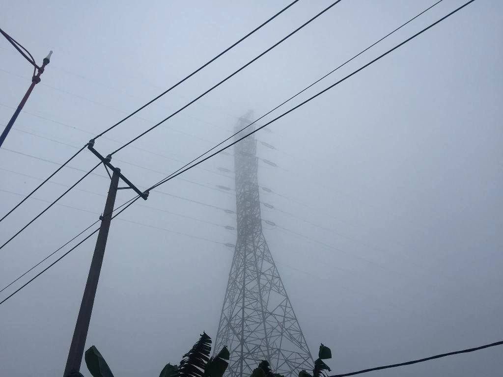 Ảnh: Sài Gòn bồng bềnh trong sương mù dày đặc - 10