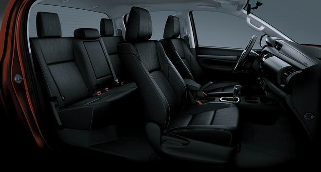 Toyota Hilux 2017 giá từ 631 triệu đồng tại Việt Nam - 3