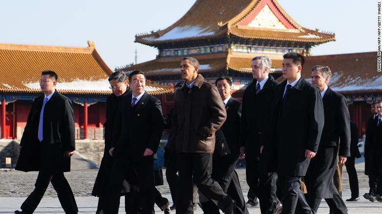 Trung Quốc đón tiếp ông Trump theo cách chưa từng có - 3