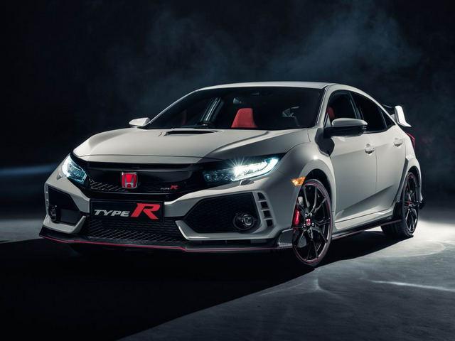 Honda Civic Type R 2018 được định giá 773 triệu đồng - 1