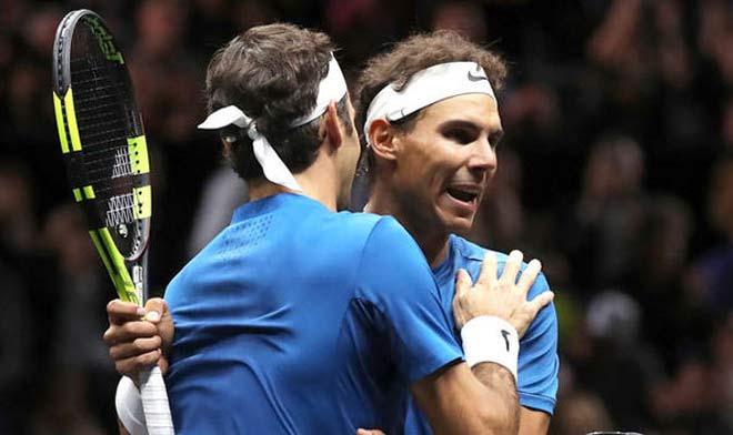 """ATP Finals 2017: Nadal báo """"tin dữ"""" cho Federer 1"""