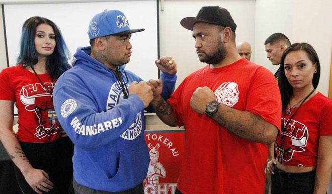 """Boxing thế giới ngầm: 12 băng đảng lên sàn """"xử tội"""" nhau 1"""