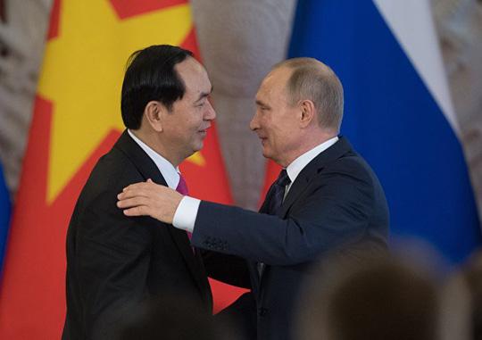 Chủ tịch nước cảm ơn Tổng thống Putin và nước Nga - 1