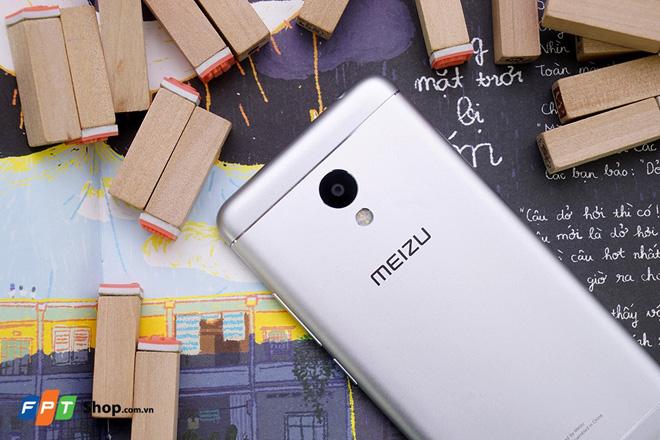 FPT Shop giảm giá sập sàn cho Meizu M3s và M3 Note chỉ còn 2,79 triệu đồng - 2