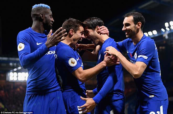 """""""Gã khổng lồ"""" Chelsea thức giấc: Bàn đạp MU, quyết giữ ngai vàng - 3"""