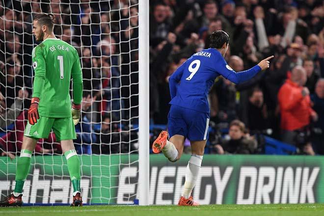 """""""Gã khổng lồ"""" Chelsea thức giấc: Bàn đạp MU, quyết giữ ngai vàng - 1"""
