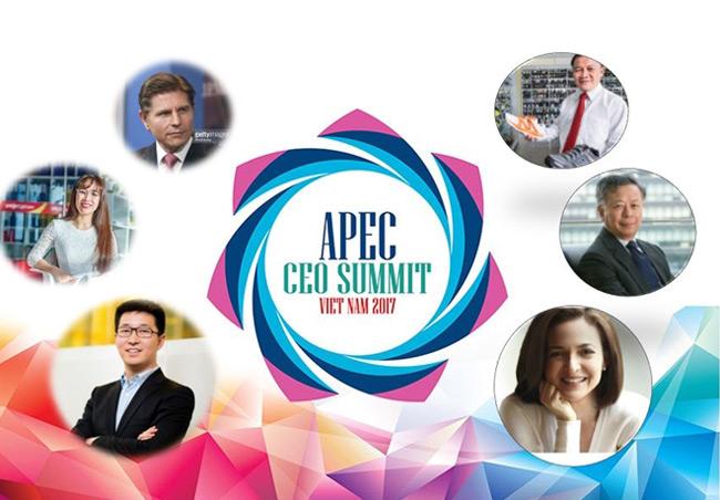 Hơn 1.000 CEO nổi tiếng thế giới tham dự APEC CEO Summit - 2