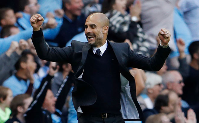 Man City thắng vũ bão: Cứ đà này, đá nửa mùa...vô địch Ngoại hạng Anh 2