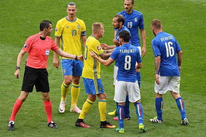 Play-off World Cup 2018: Châu Âu dậy sóng, người Ý thấp thỏm 1