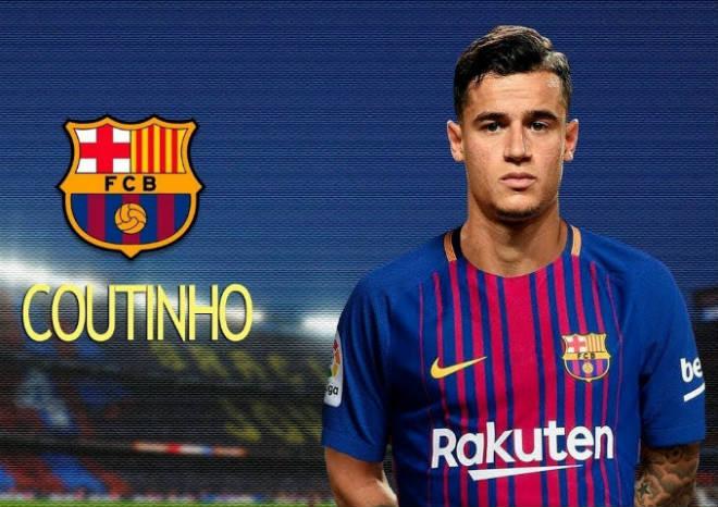 Tin HOT bóng đá sáng 8/11: Barca rộng cửa đường đón Coutinho 135 triệu bảng - 1
