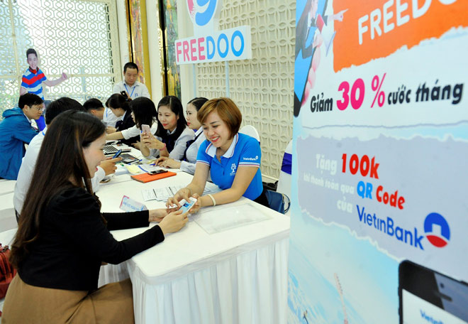 Trải nghiệm thanh toán QR Pay của VietinBank trên Freedoo - 2