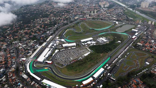 """Đua xe F1, Brazilian GP: """"Châm lửa"""" cho cuộc chiến mới 1"""
